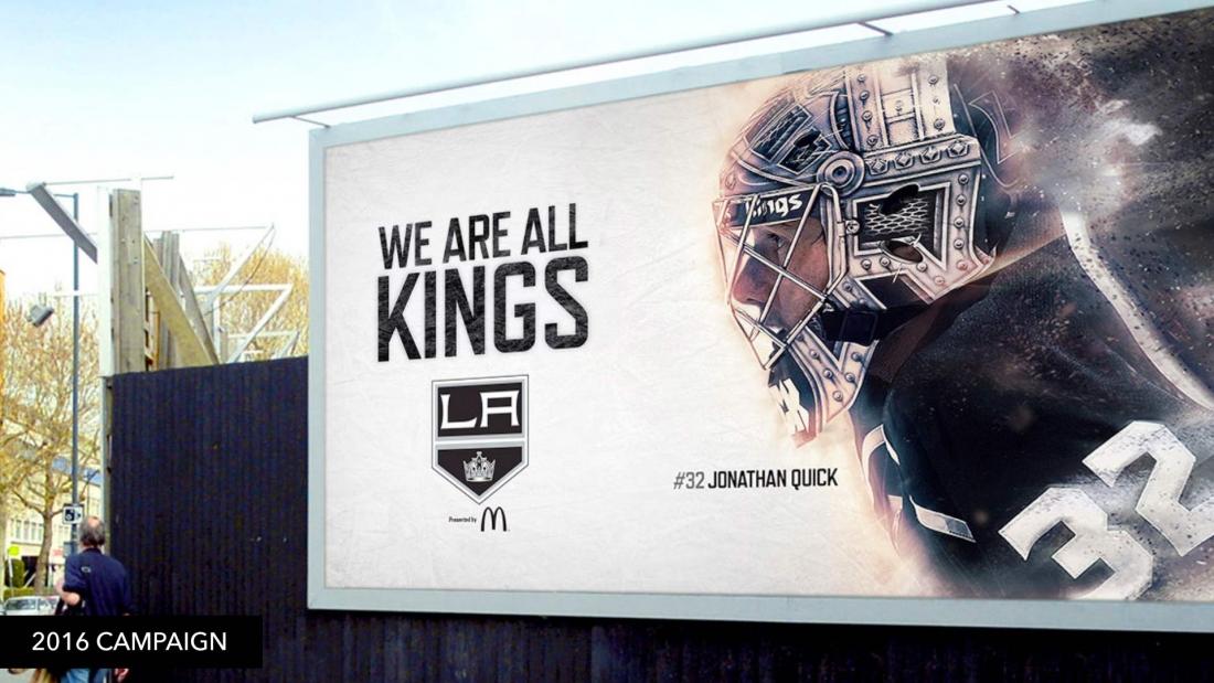 LA Kings Joshua Wells